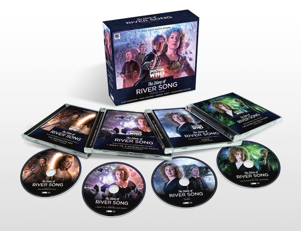 The Diary of River Song Series 1 set