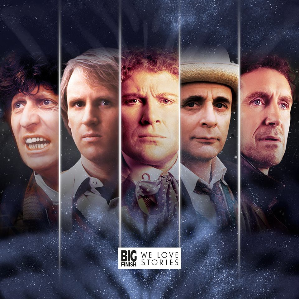 Big Finish: Downloads vs Physical Media – The Doctor Who