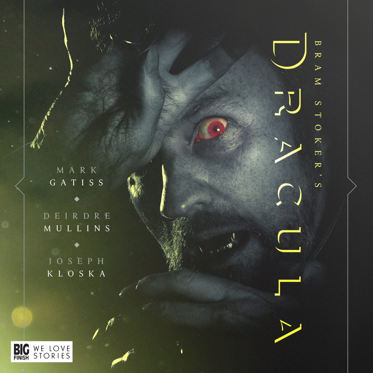 Big Finish Dracula Mark Gatiss