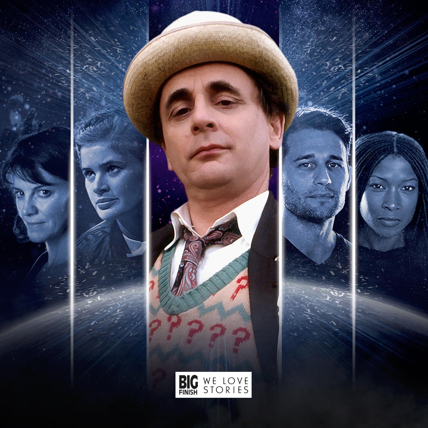 Big Finish Seventh 7th Doctor Sylvester McCoy