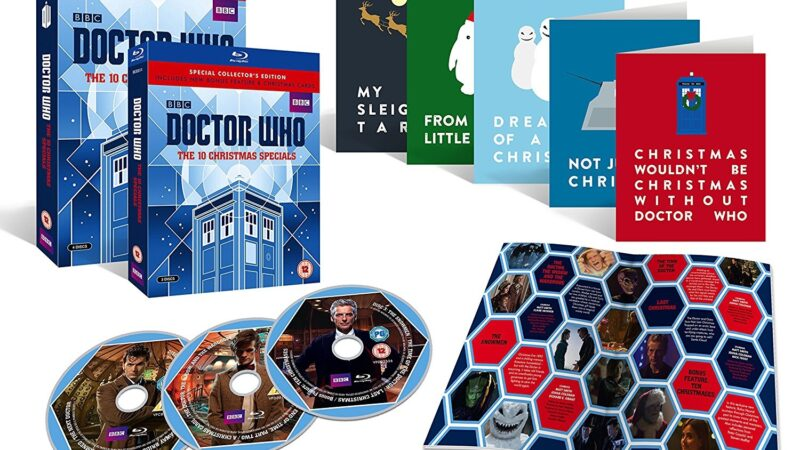 DVDs Vs. Downloads: Is Digital Really Doctor Who's Future?
