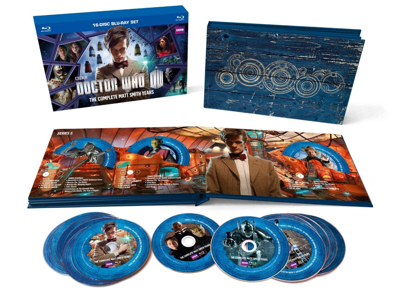 And why hasn't this set been released in the UK?!