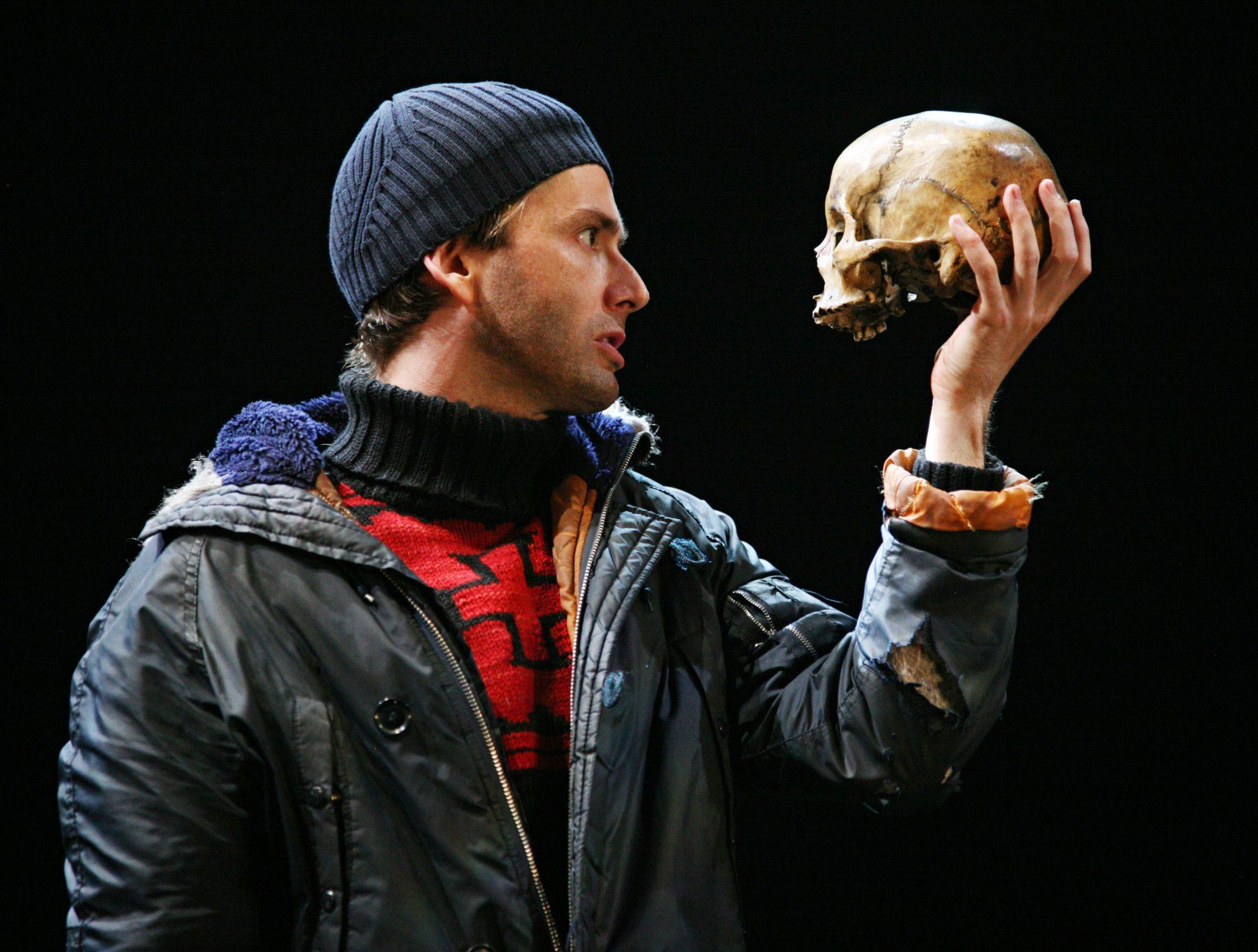 David Tennant Hamlet