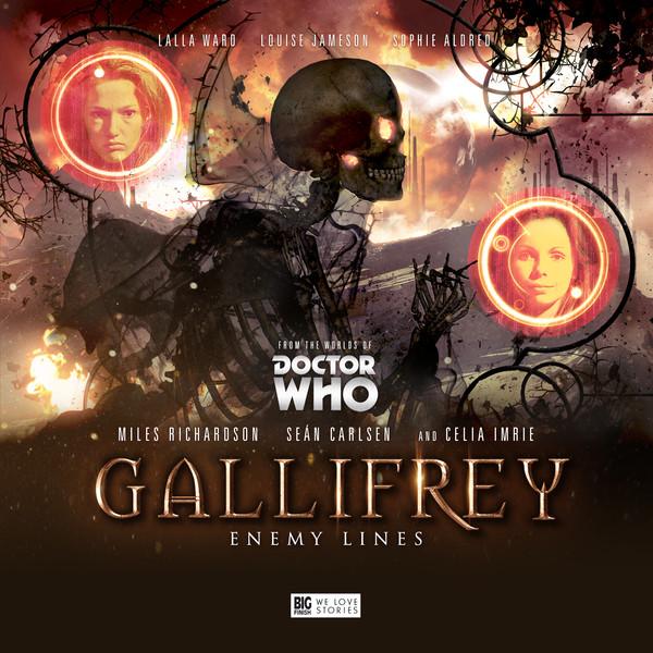 Gallifrey - Enemy Lines