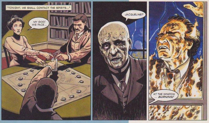 Master Big Finish Seventh 7th Doctor Geoffrey Beevers Martin Geraghty