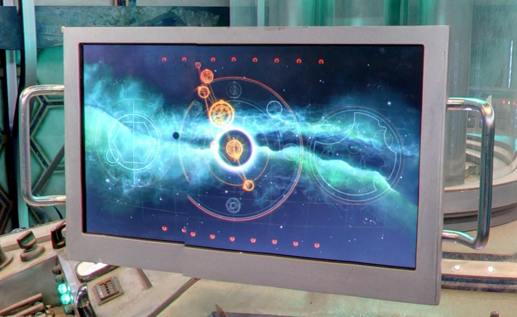 TARDIS Monitor