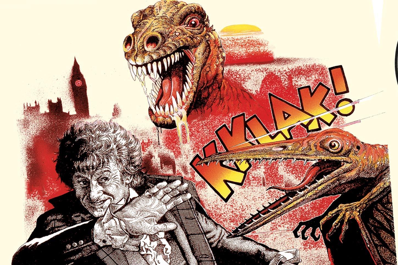 Target Dinosaur Invasion Achilleos