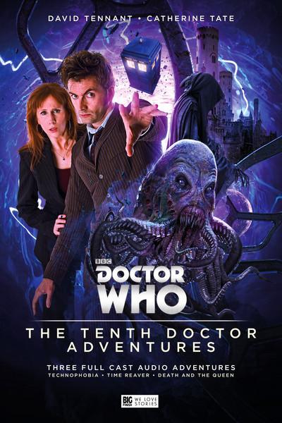 Tenth Doctor Adventures Big Finish