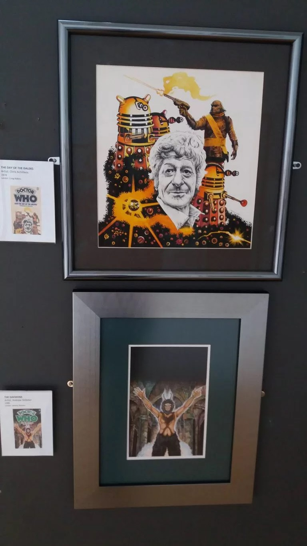 Target exhibition