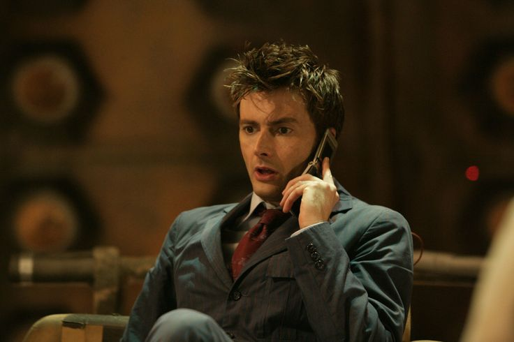 Tenth 10th Doctor phone David Tennant Sontaran Stratagem