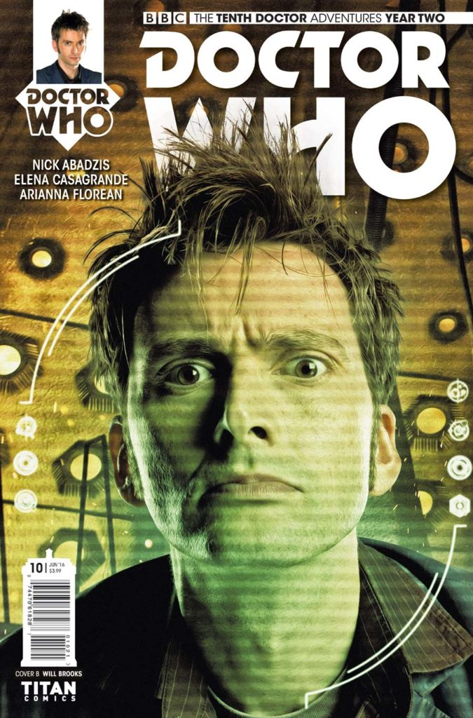 Tenth Doctor 10th Titan Comics 2.10