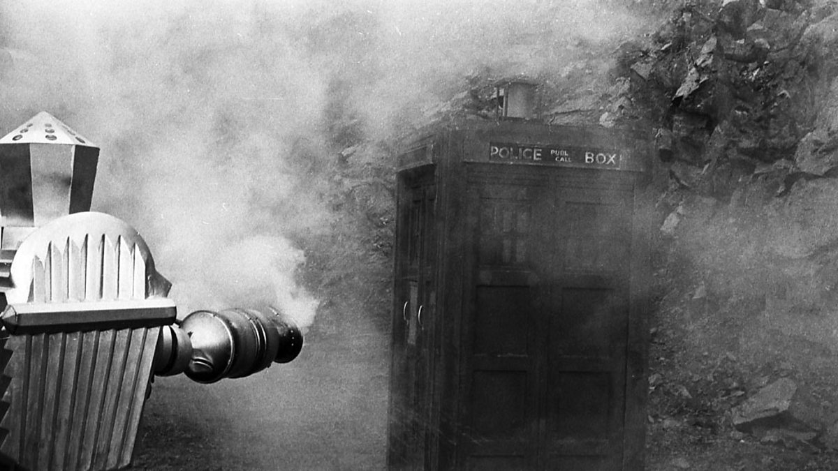 Krotons HADS TARDIS