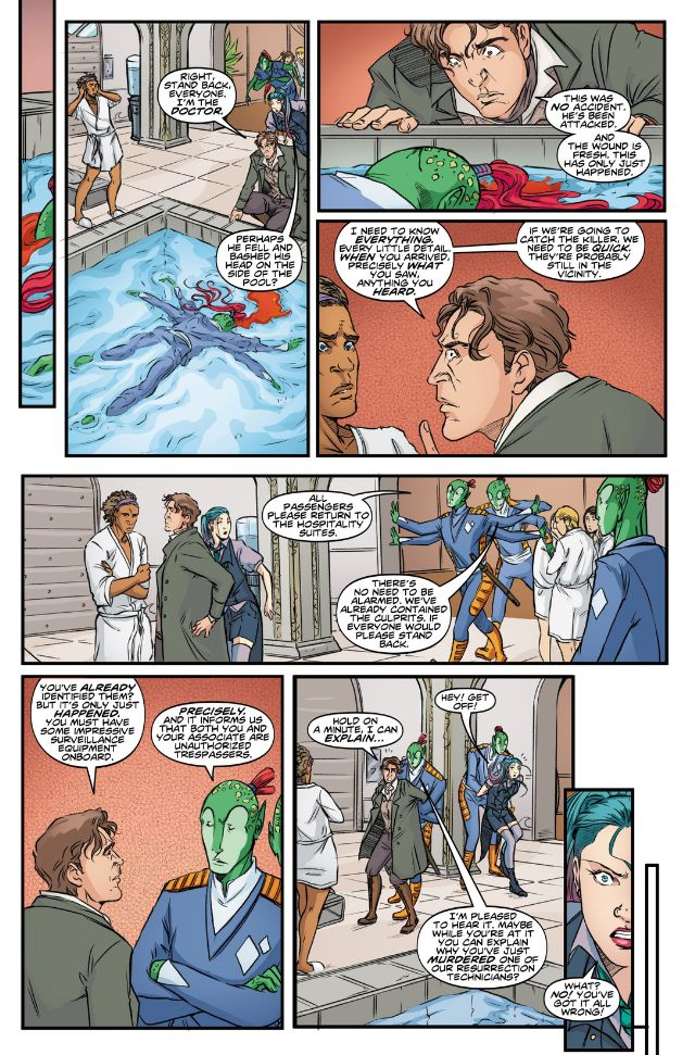 eighth doctor #51