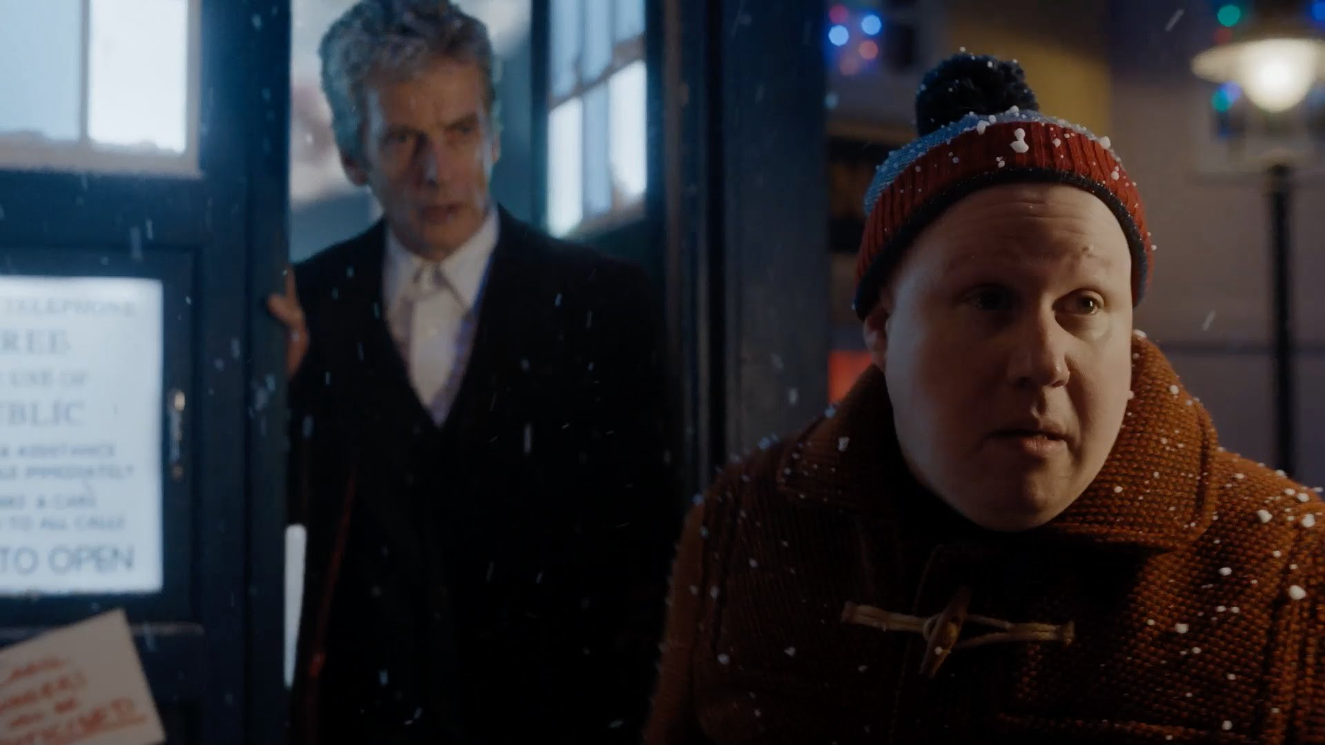 Doctor Who Christmas Special 2015.Matt Lucas Returns For Doctor Who Series 10 The Doctor Who