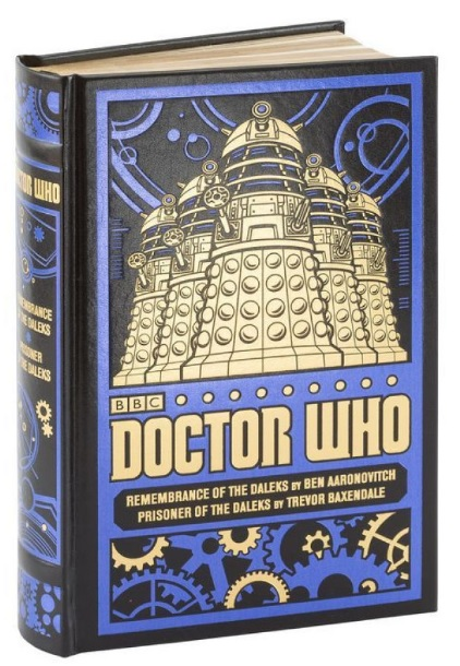 Barnes and Noble Daleks 2