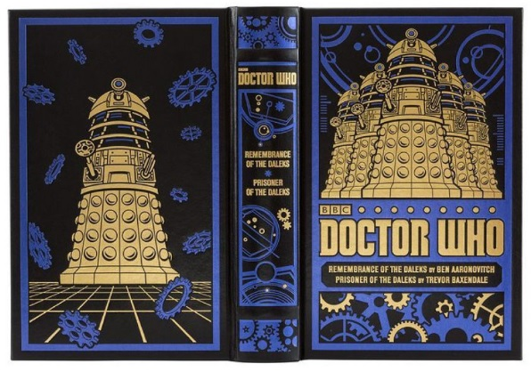 Barnes and Noble Daleks