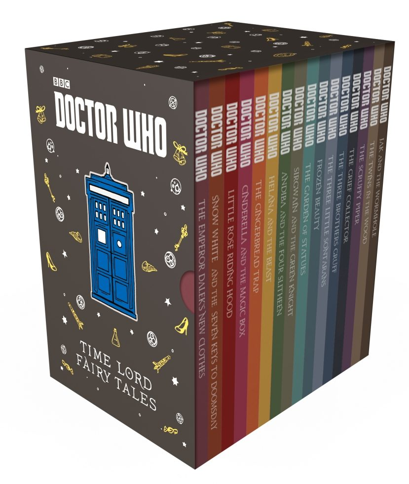 Time Lord Fairy Tales