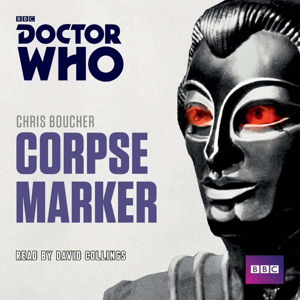 Corpse Marker audio Chris Boucher