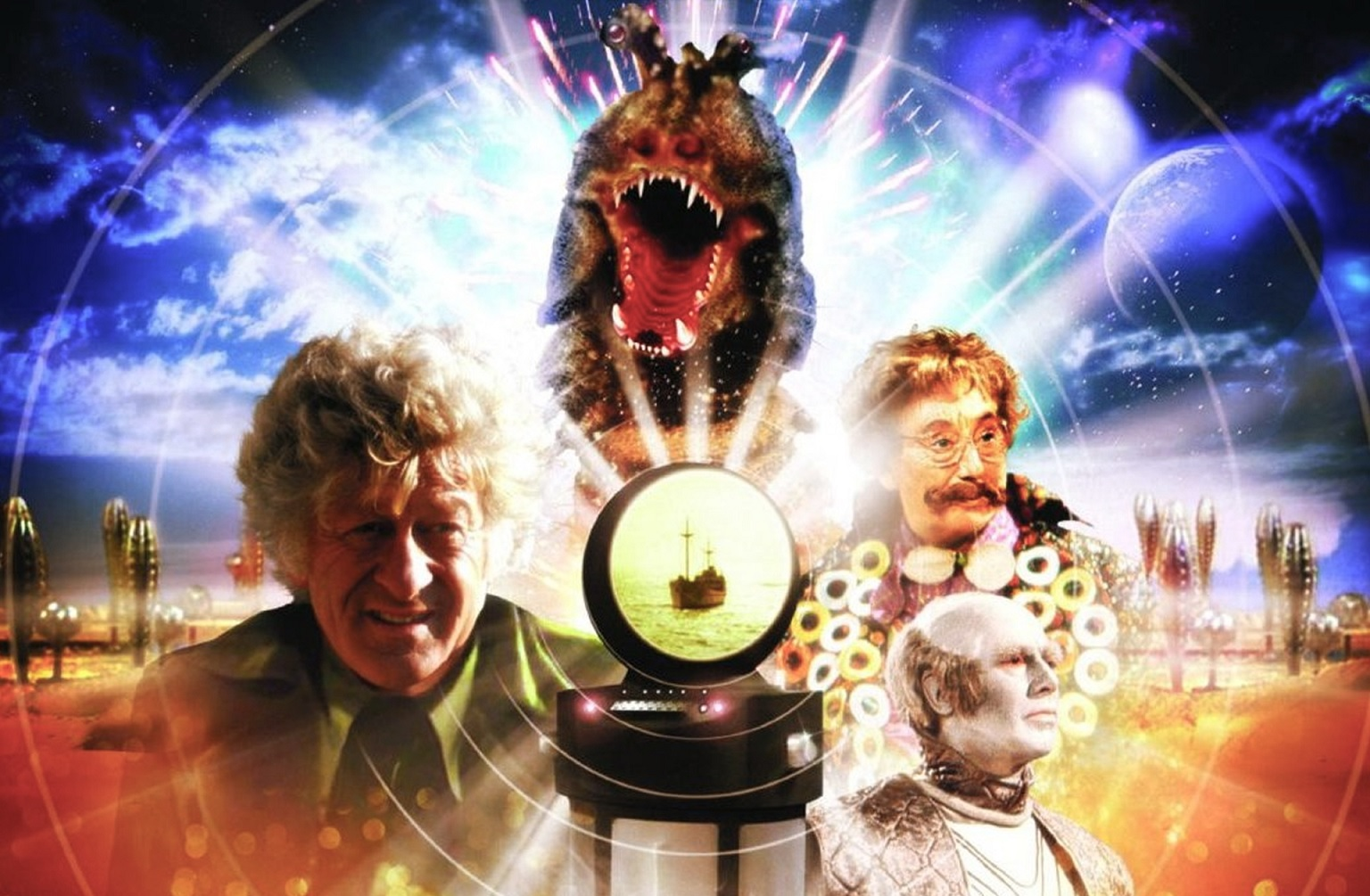 Why I Love Doctor Who – Carnival of Monsters