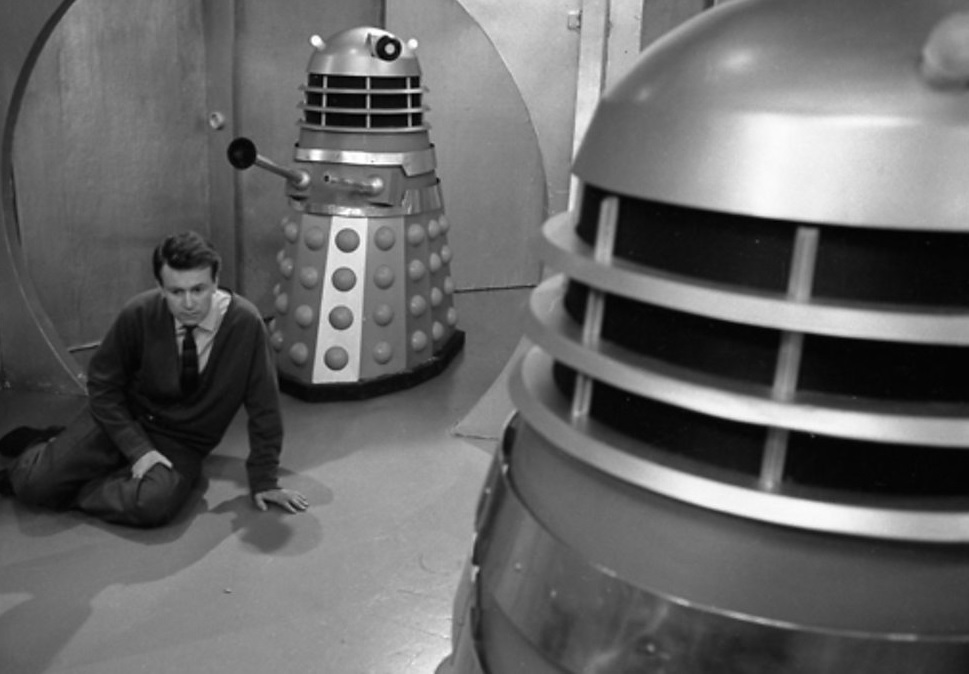 Daleks Ian Chesterton William Russell