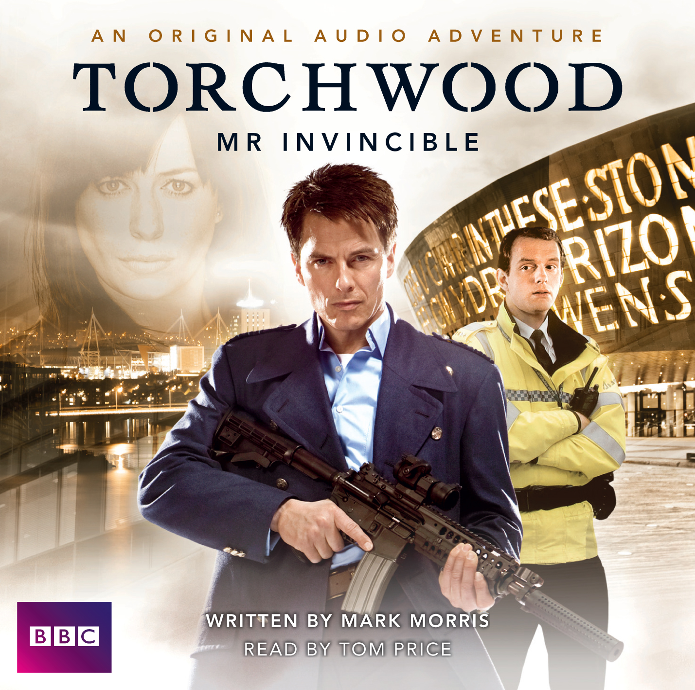 Mr Invincible Torchwood