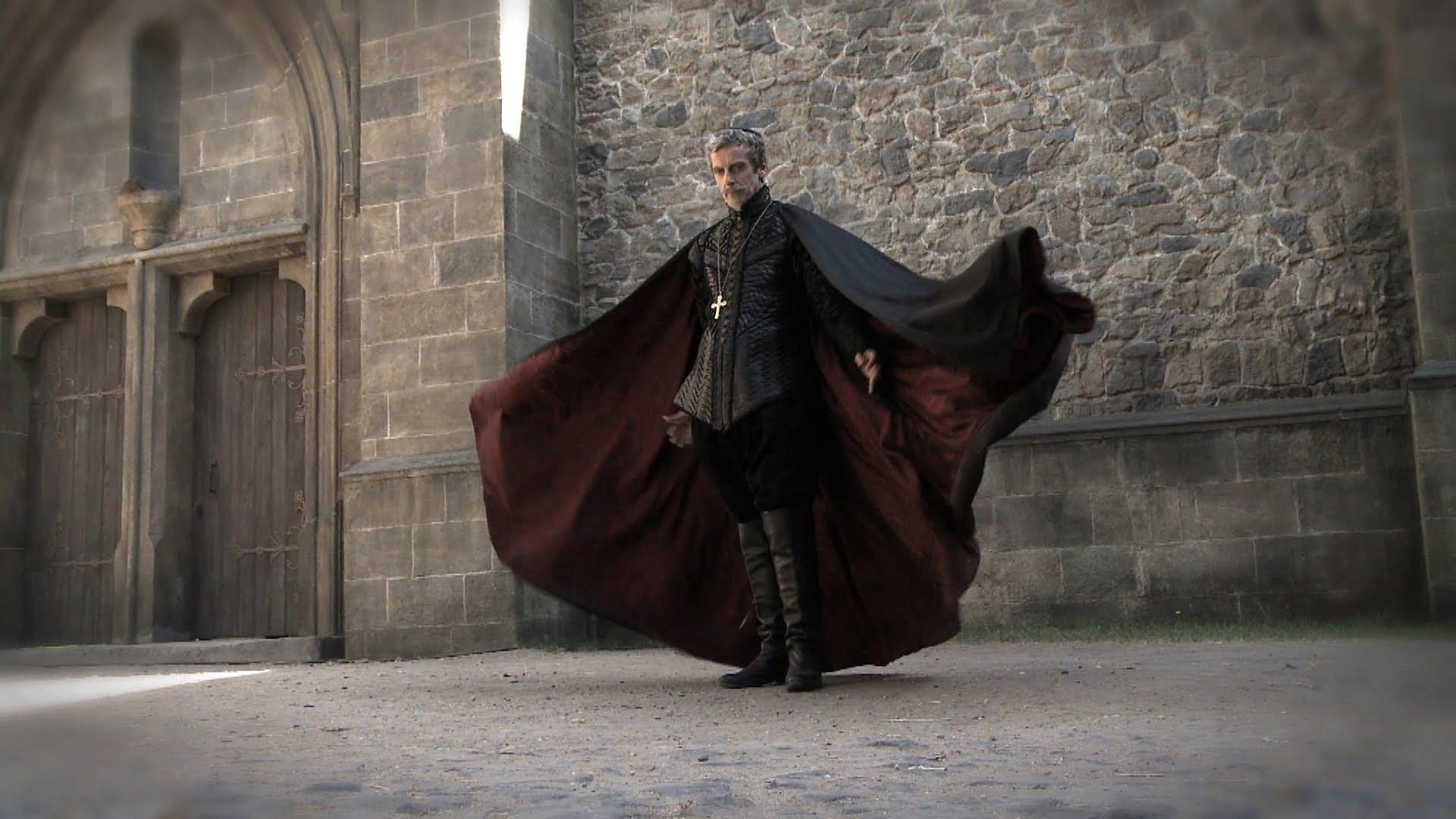 Musketeers Peter Capaldi