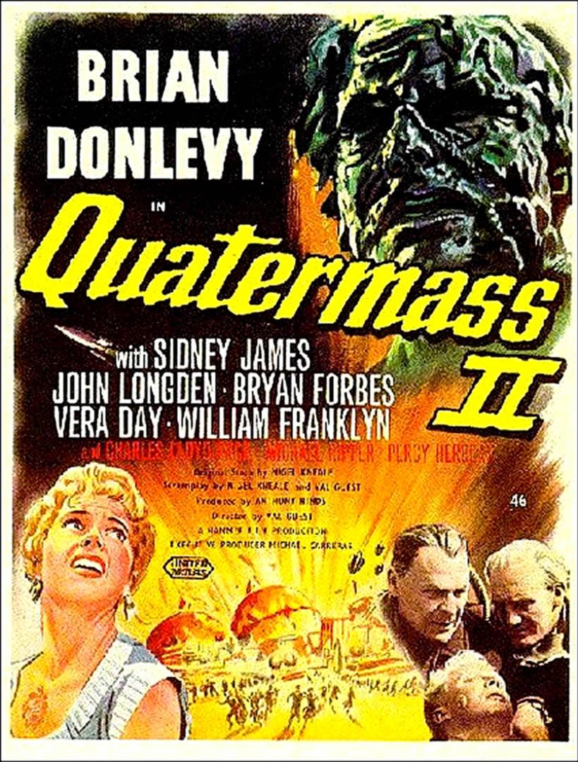 Quatermass II 2 Nigel Kneale
