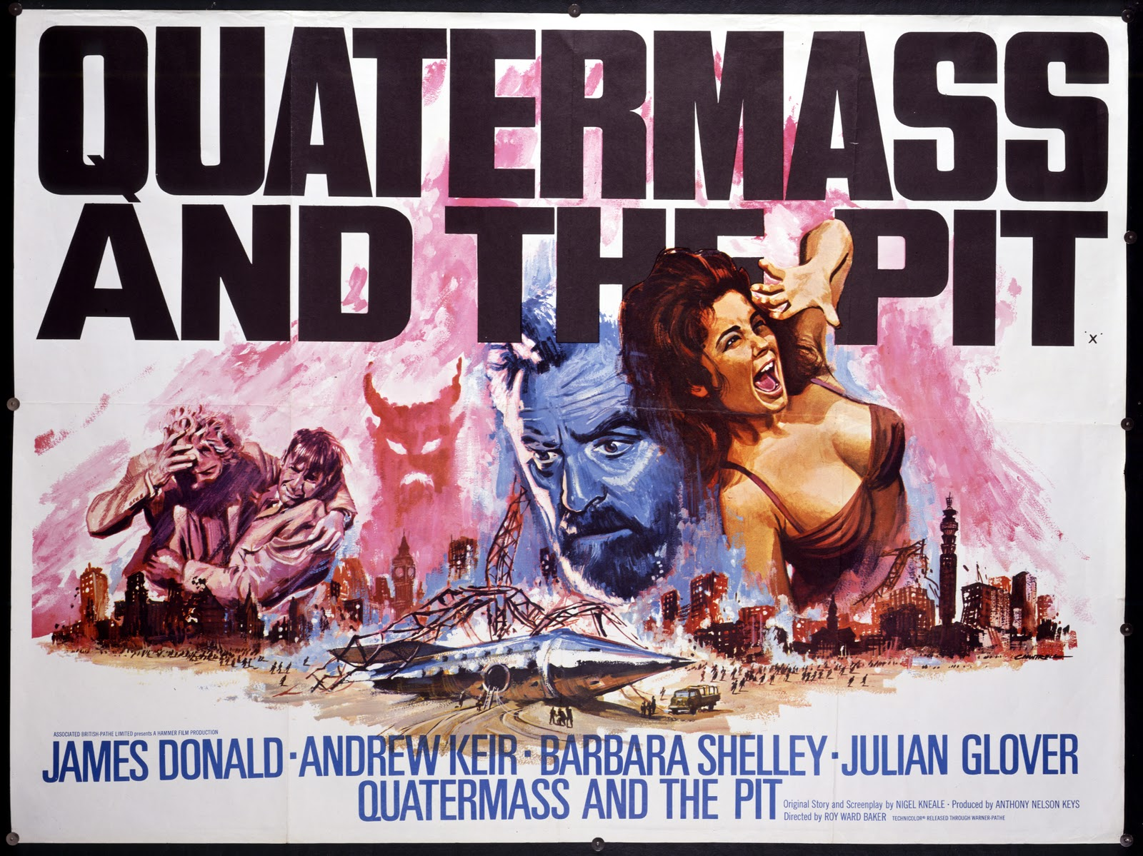 Quatermass and the Pit Nigel Kneale