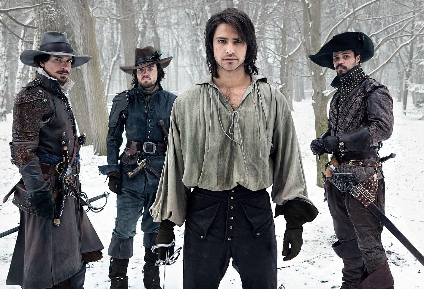 The Musketeers Series 1