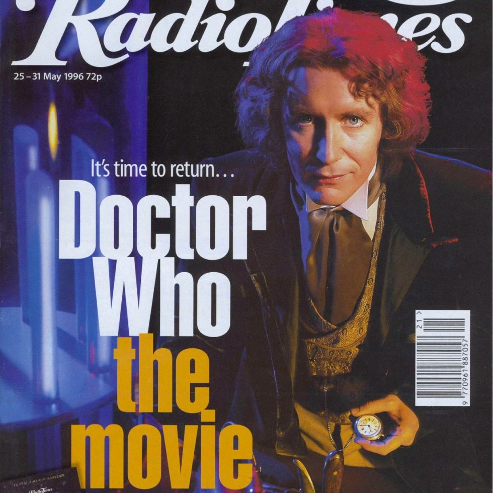 8th Doctor Radio Times