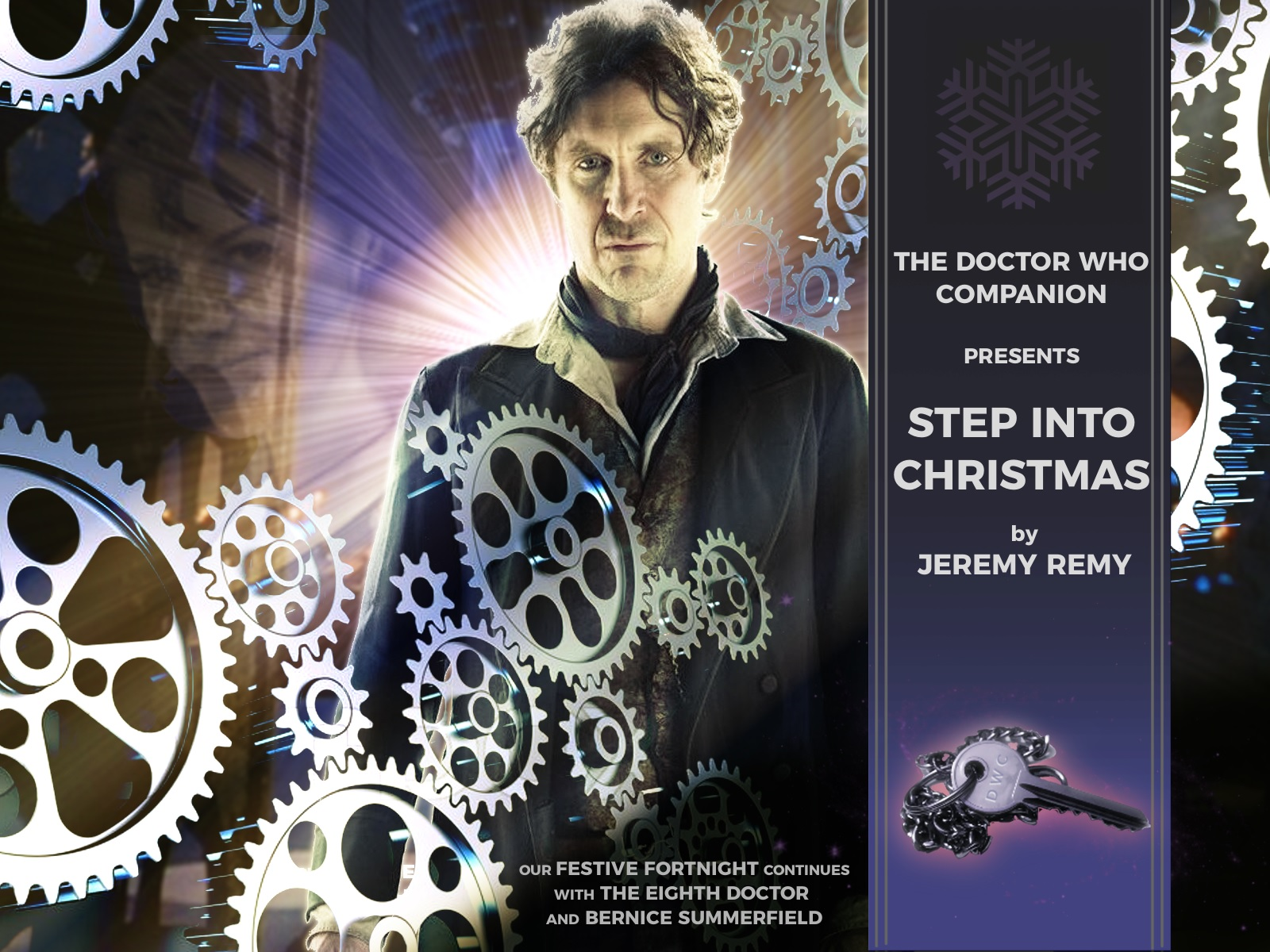 Step Into Christmas.Fiction Step Into Christmas The Doctor Who Companion