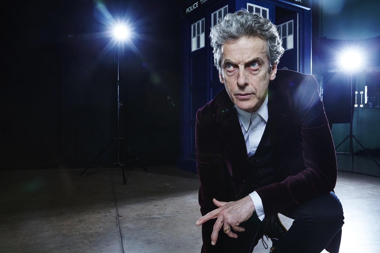 doctor who season 8 episode 12 ending a relationship