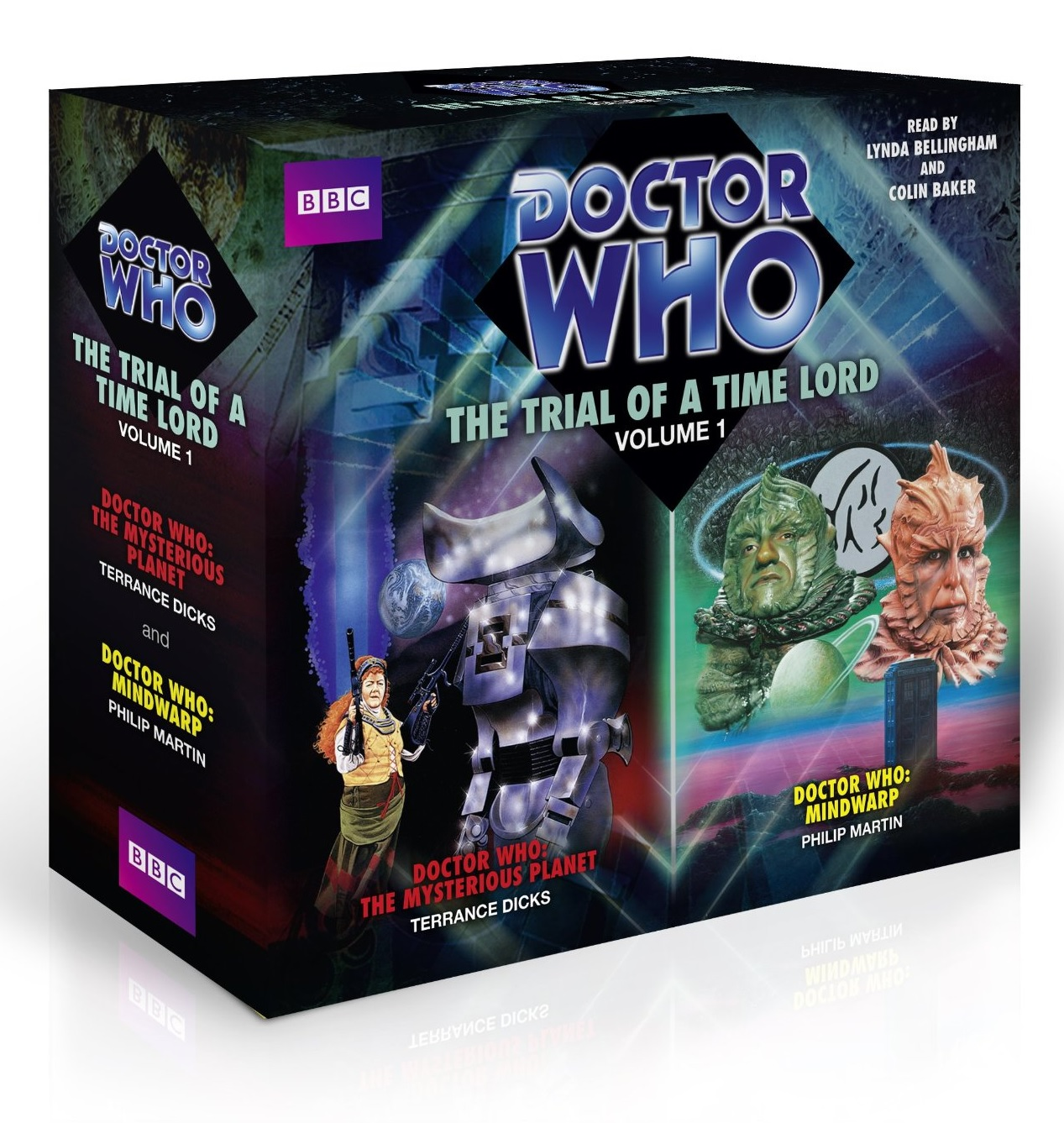 Reviewed Trial Of A Time Lord Volume 1 Audiobook Boxset