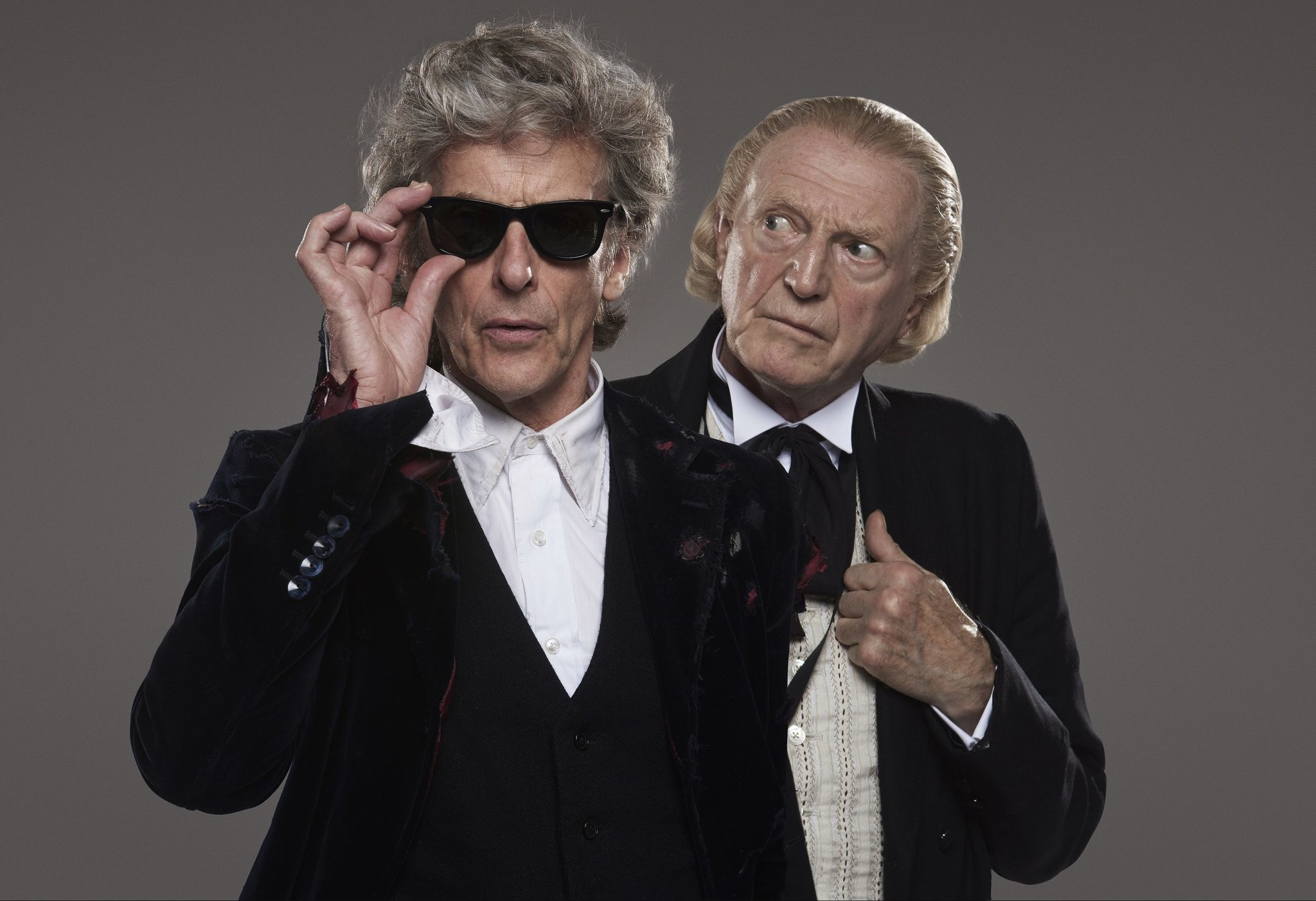 Should the Doctor Who 2017 Christmas Special Be 75 Minutes?