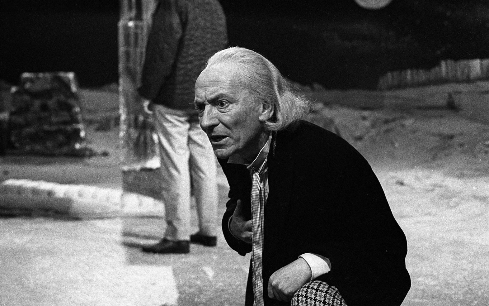 Post-Doctor Who Clip of William Hartnell Resurfaces