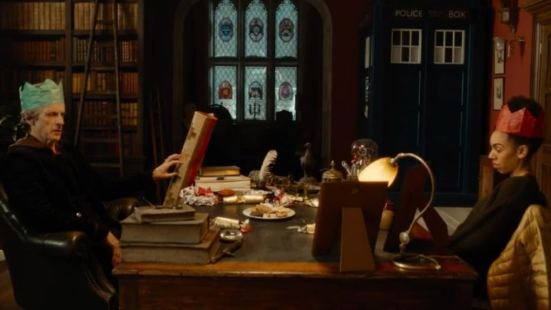 What if The Pilot Aired as the 2016 Christmas Special?