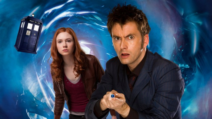 Could the Unused Tenth Doctor Story Arc of Series 5 Work for Big Finish?
