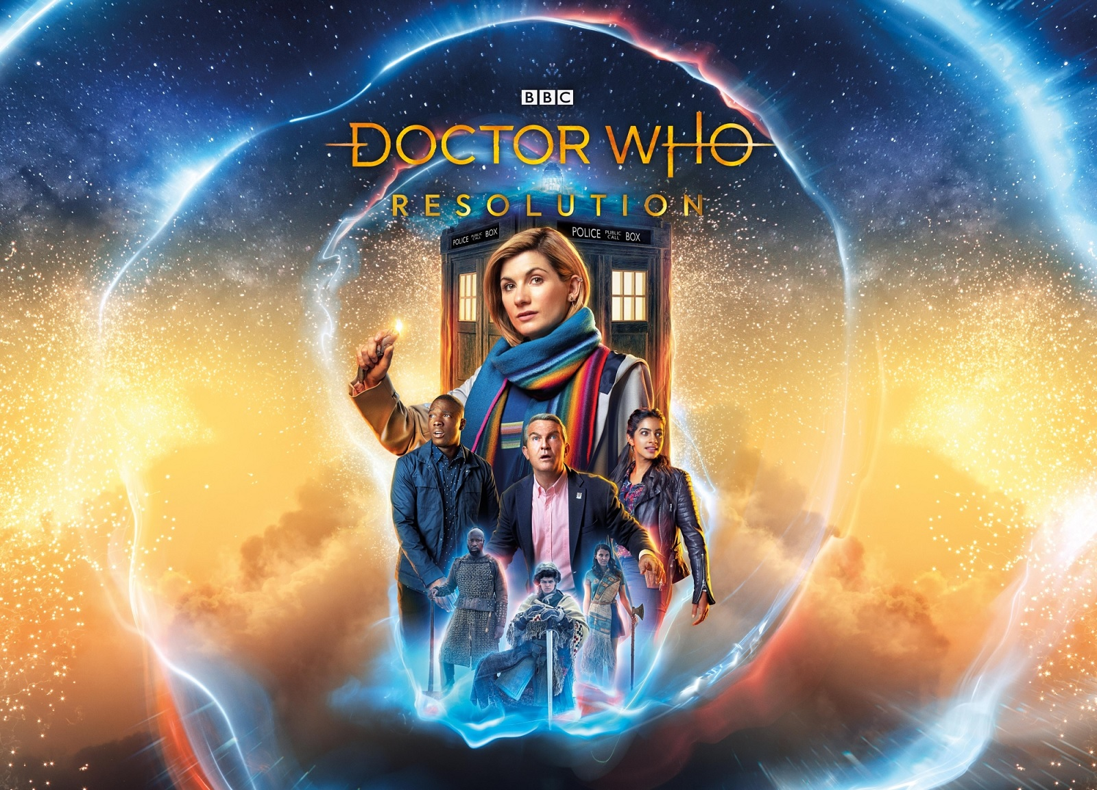 New Image Gallery for Doctor Who: Resolution – The Doctor ...  New Image Galle...