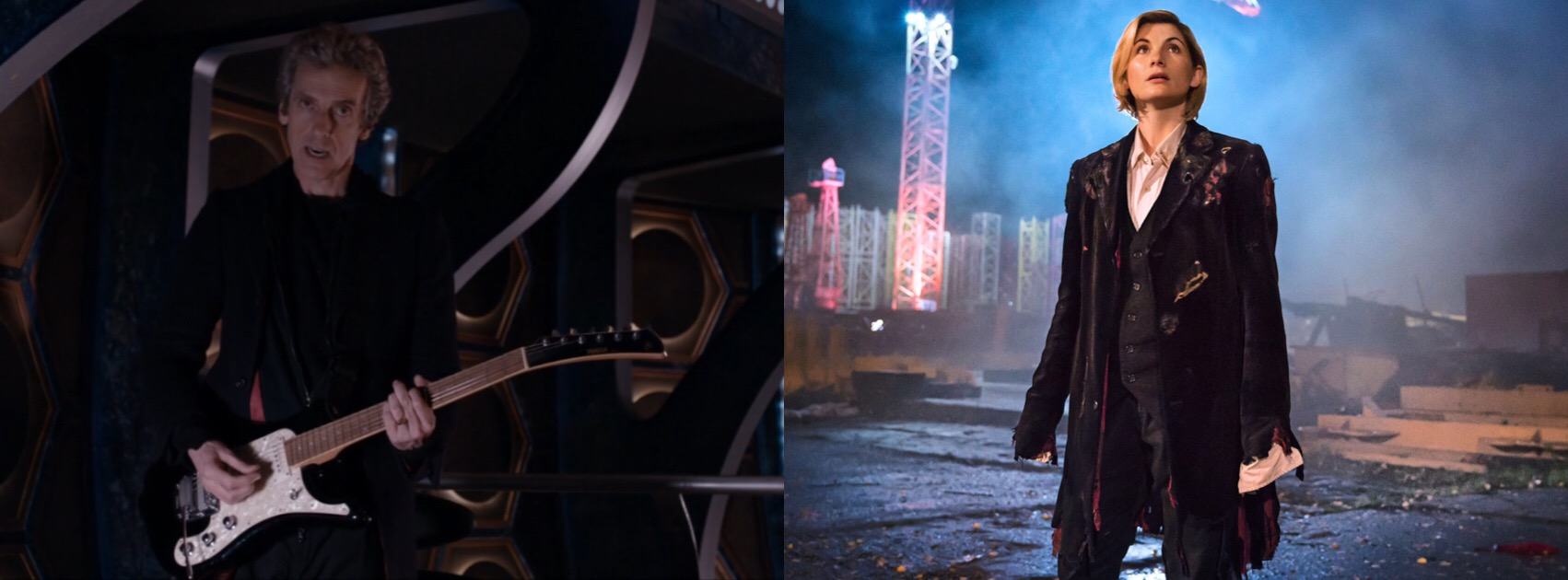 Doctor Who Series 9, 10, and 11 Scripts Available on BBC Writers' Room