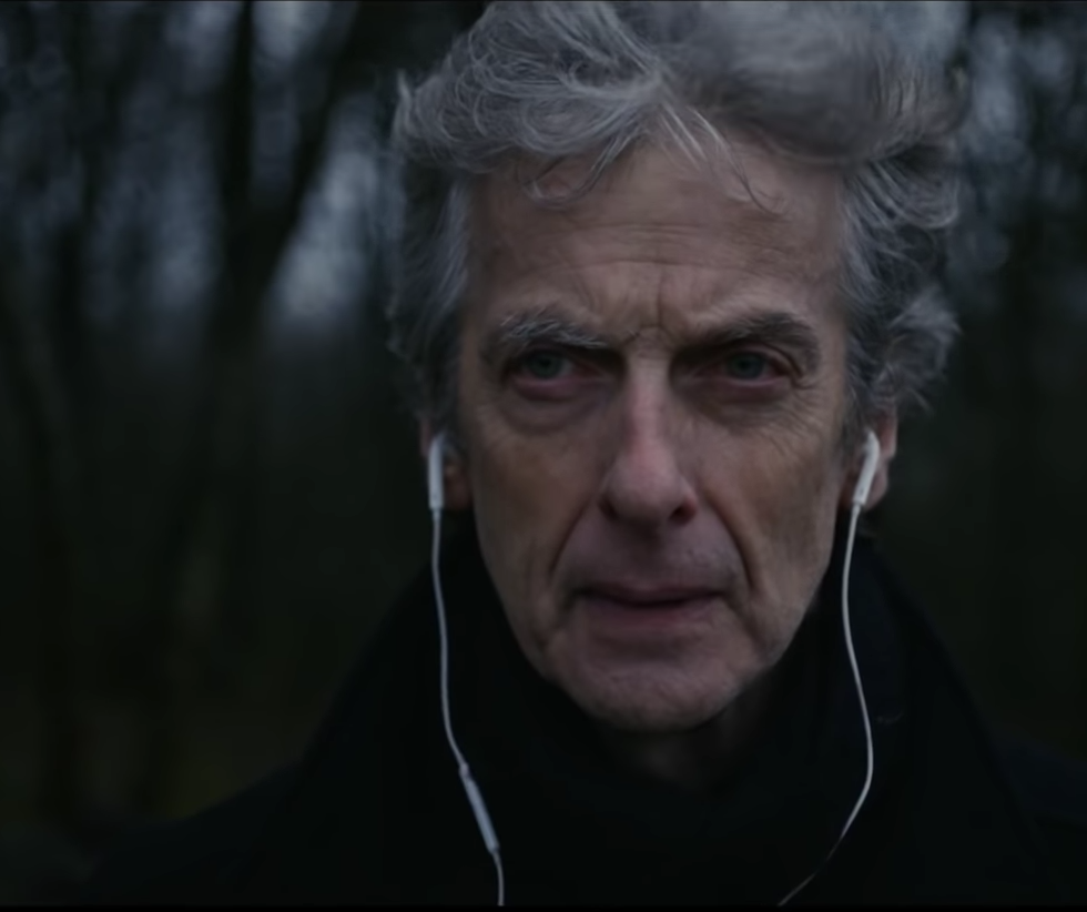 Peter Capaldi in 'Someone You Loved.'