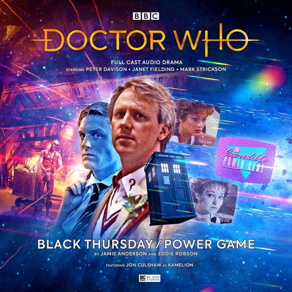 Doctor Who Black Thursday