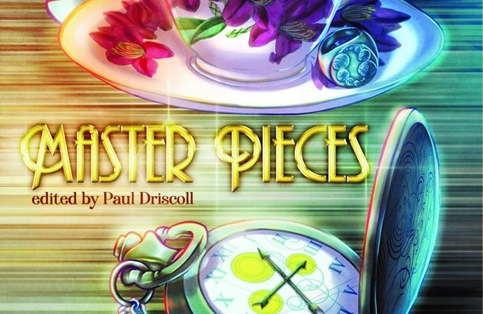 Reviewed: Master Pieces, A Charity Anthology About the Renegade Time Lord