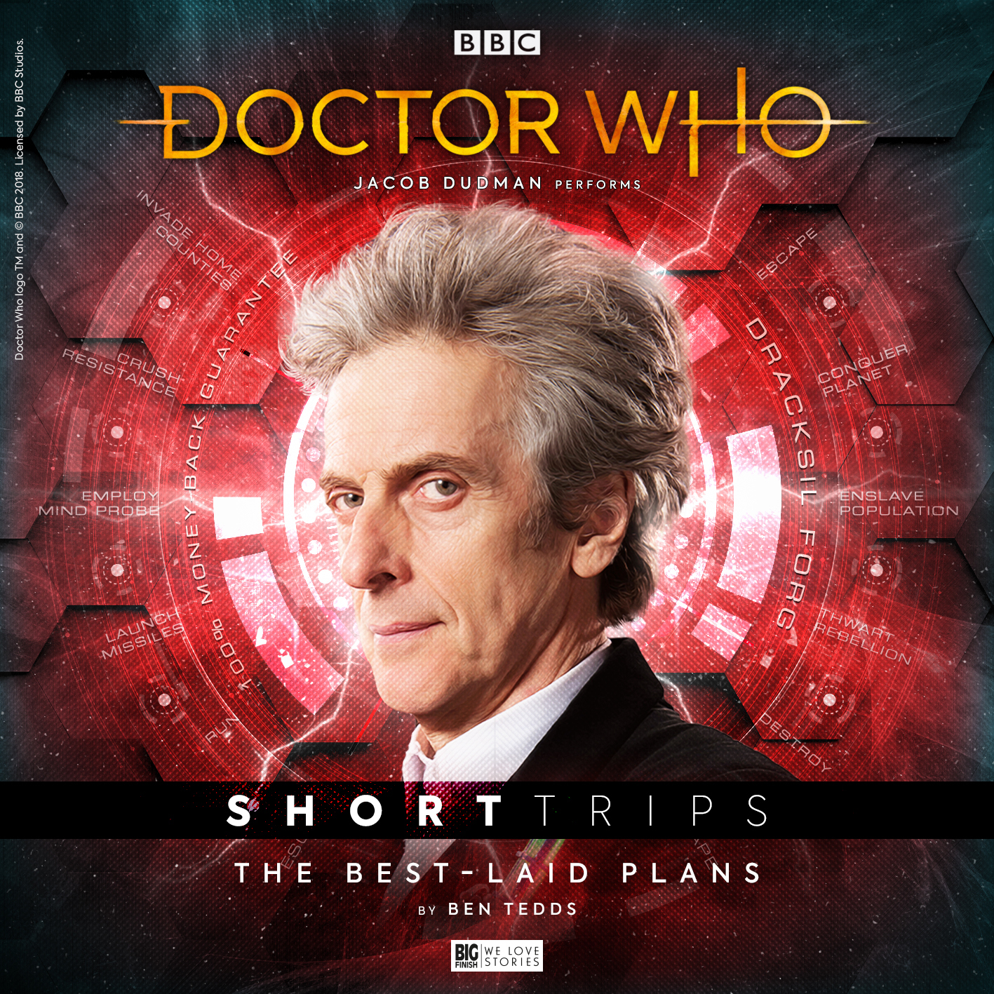 Out Now: Big Finish's Short Trips – The Best-Laid Plans