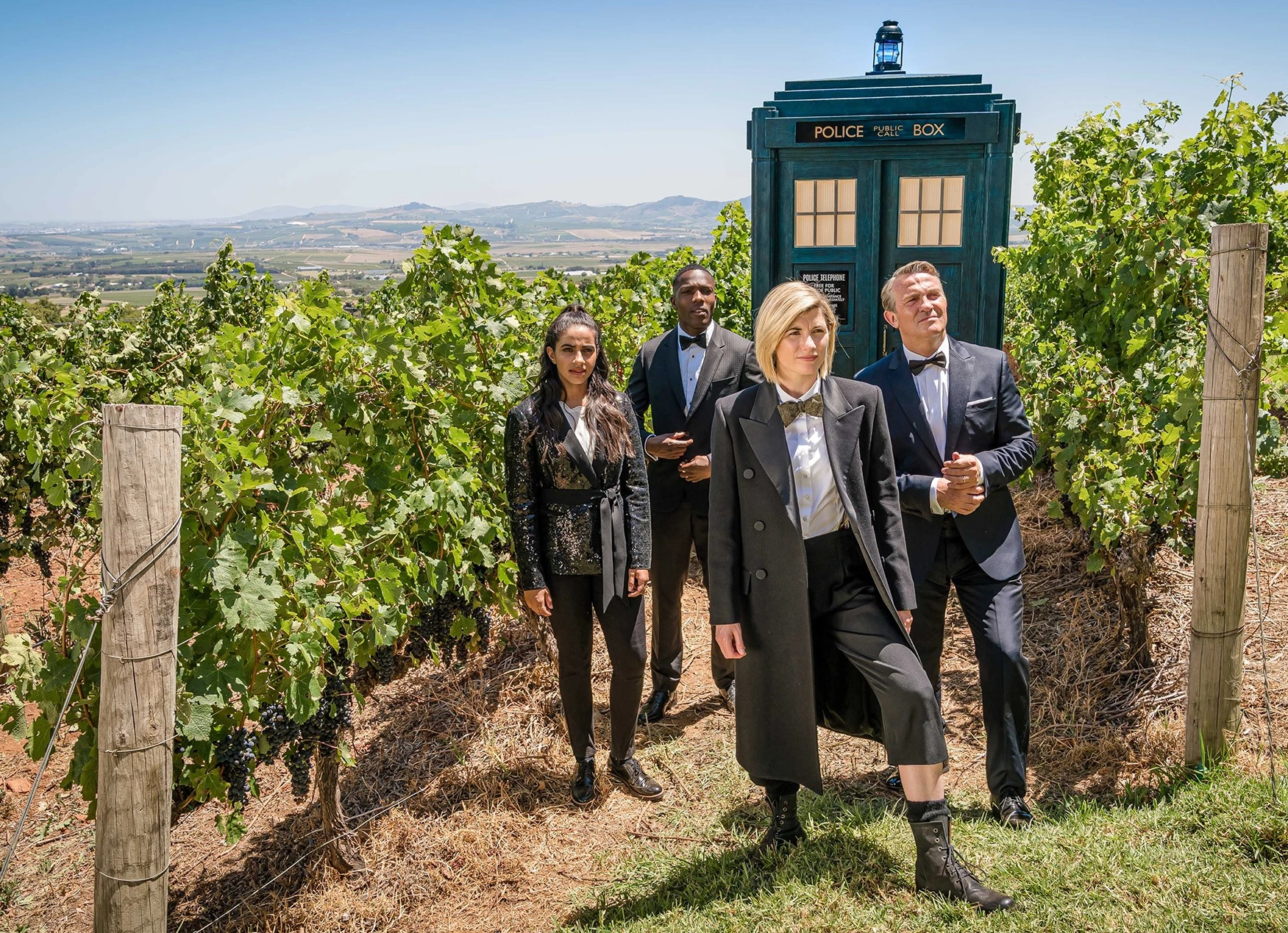 Here's What The Doctor Who Companion Thought of Spyfall, Part 1