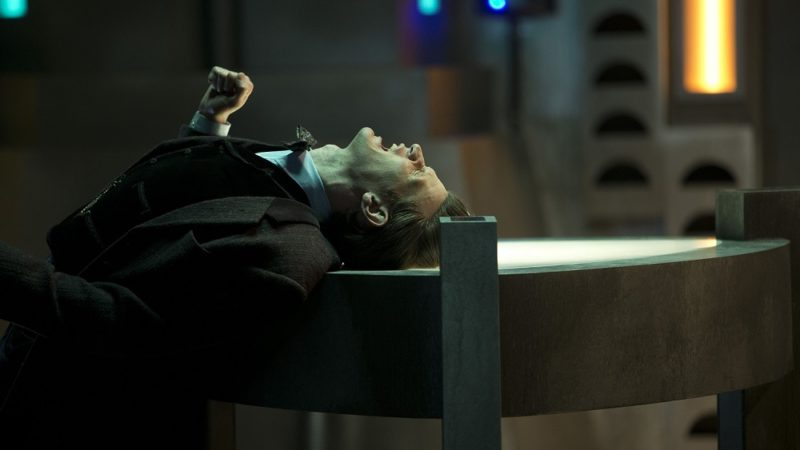 The Doctor Who Companion Offline for Routine Maintenance