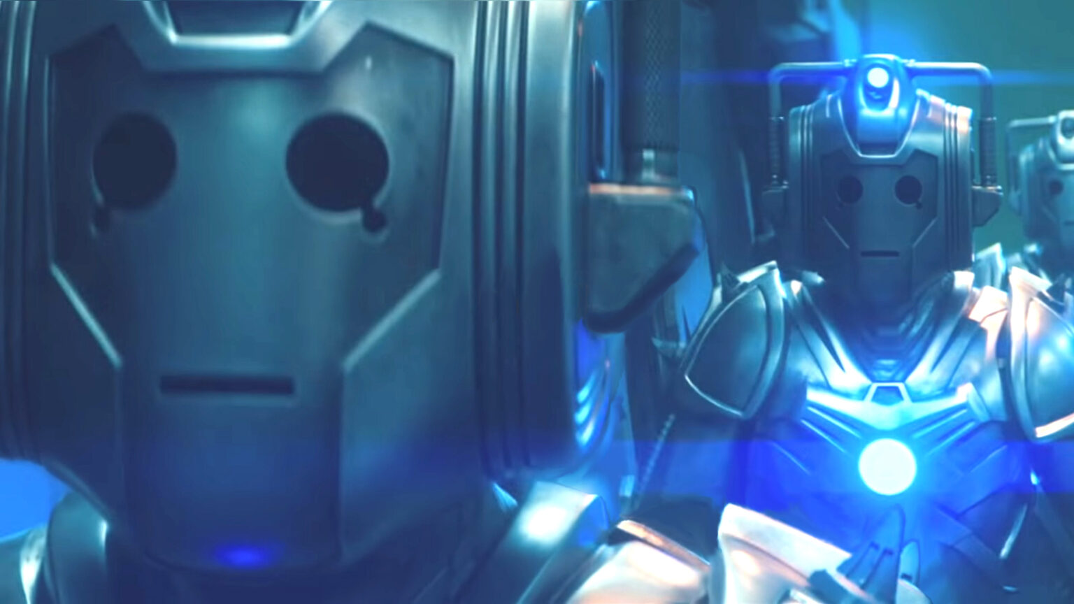 New Cybermen Design Revealed for Doctor Who Series 12 Two-Part Finale