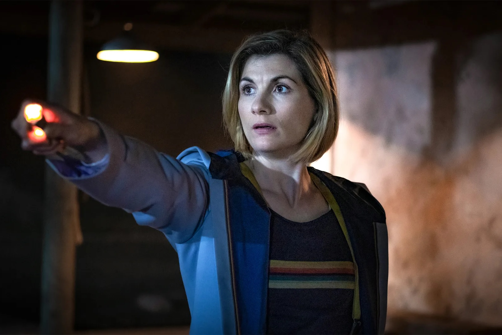 Chris Chibnall Confirms that Doctor Who Series 13 Will Air in 2021