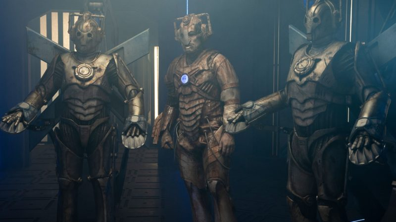 Here's What The Doctor Who Companion Thought of Ascension of the Cybermen