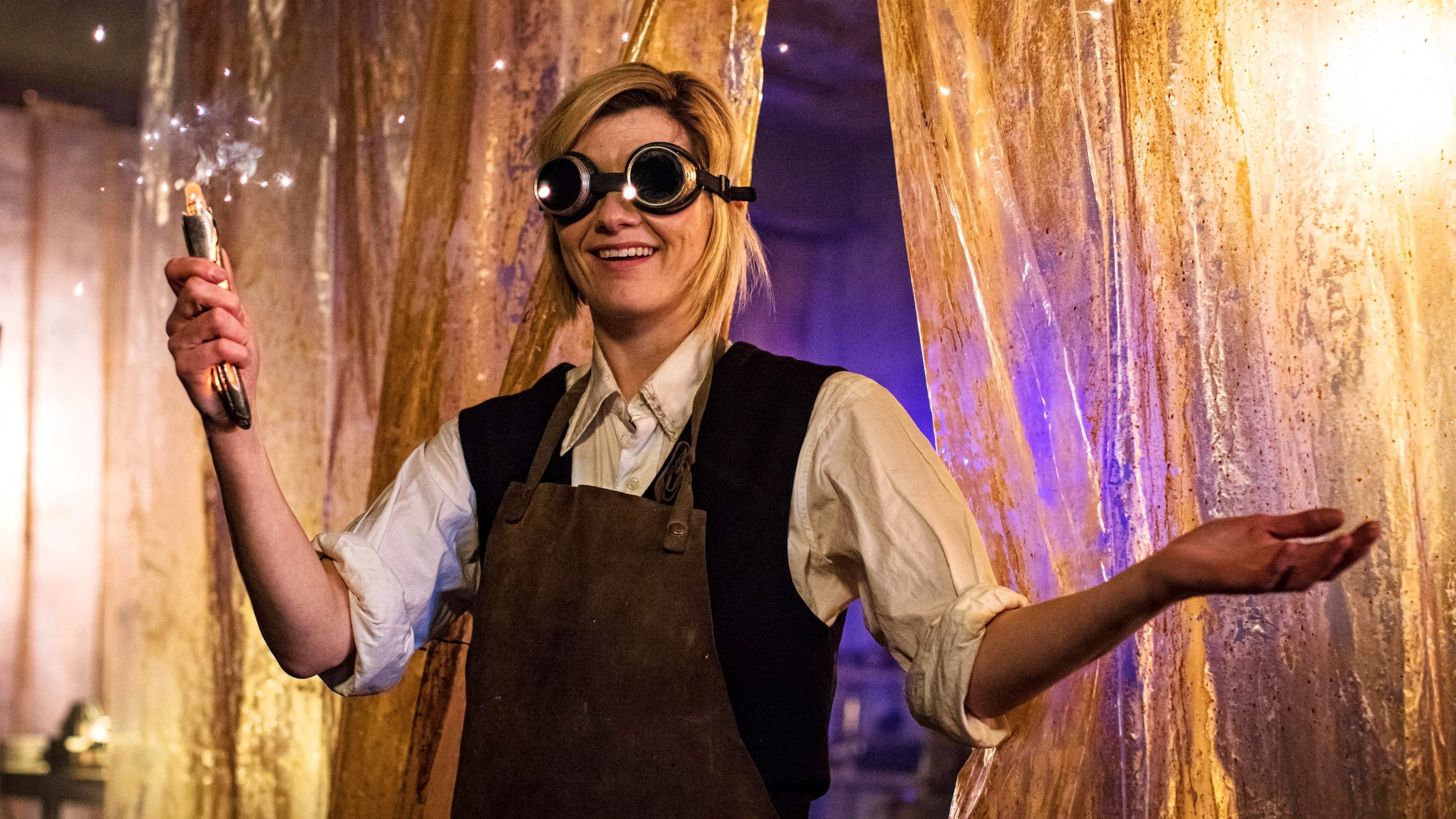 Ideologies in Doctor Who: Is Jodie Whittaker's Era Different to the Past?