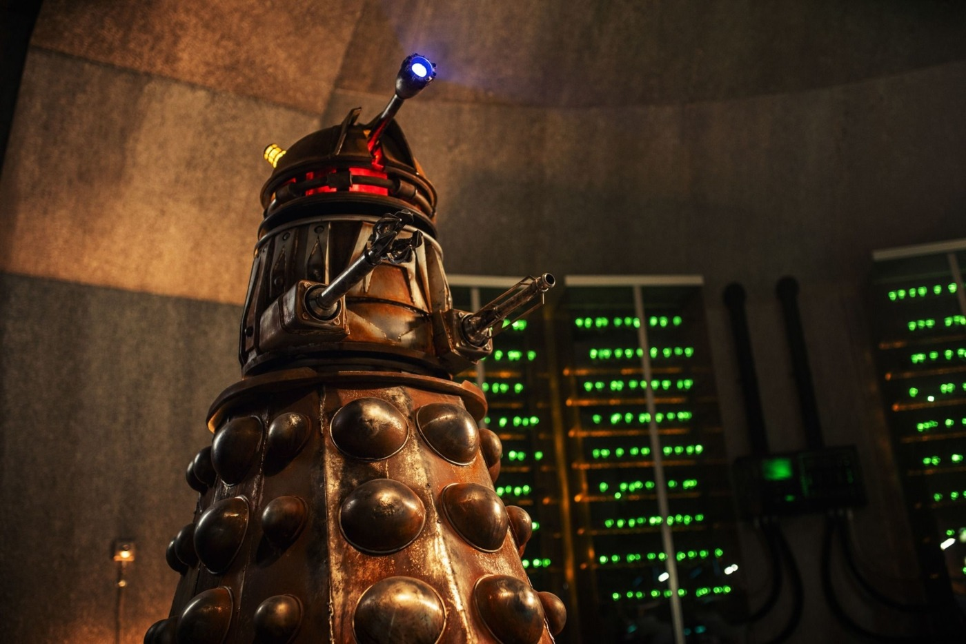 Doctor Who to Return Over Festive Period with Revolution of the Daleks